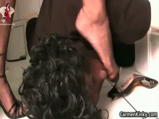 Paskudne dude gets pissed na ad anal fucked part4