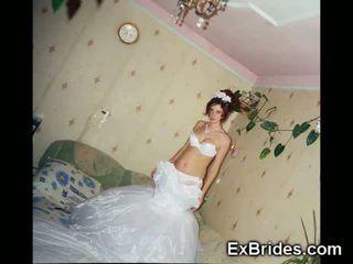 Doce brides ou verdadeiro sluts?