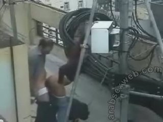 Arab rooftop