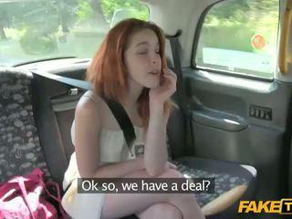 حمر الشعر, سيارة أجرة, الهاوي