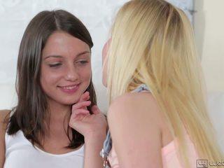 teens, lesbians, fingering