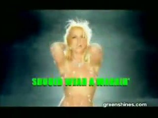 Britney spears robada toxic vídeo