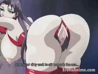 phim hoạt hình khiêu dâm, hardcore