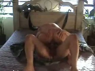 Sex games in bed with kinky friend wife Video