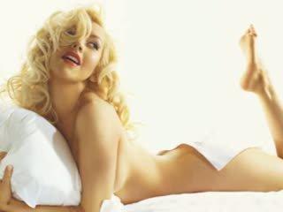 Christina Aguilera Uncovered!