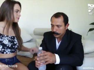 Porno mexicano, vecchio inventor evert geinstein fucks caldi ginger giovanissima!