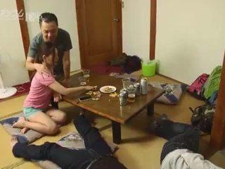 japānas, licking, pārnešana