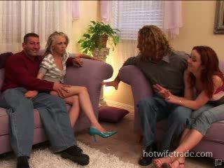 Svingeri sievas spermmed par