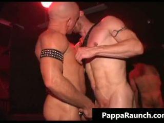 Sexy gemeen kinky bondage homo orgie