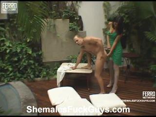 हॉट shemales स्क्रू guys mov starring karoline, sena, anita