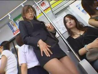 japanese, offentlig, strømpebukse