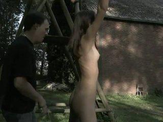 Hardcore budak, dominasi, sadism, masochism punishment