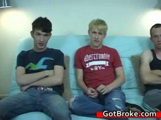 Aiden, Torin & Steve Amazing Homo Treesome 6 By Gotbroke