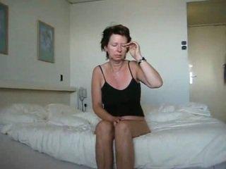 Amateur blowjob mature wife tits oral fetish home