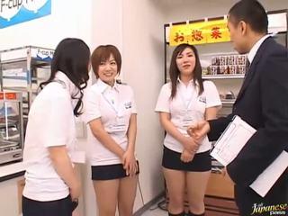 Japán av modell -ban egy piss videó