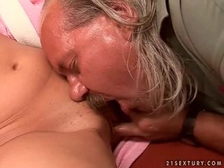 Grandpas Fuck Young gold digging babes