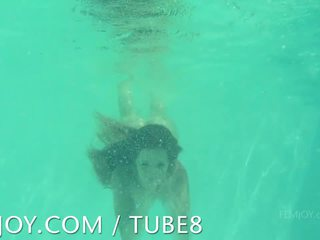 Perfect curves under water