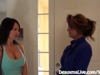 熟女 deauxma scissors angie へ 販売 彼女の 家!