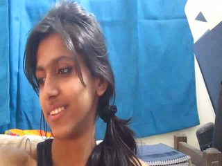 Non-Nude Hottest indian school girl on webcam - DesiBate*