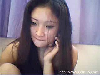 Filipina camera meisje - solo actie 0075