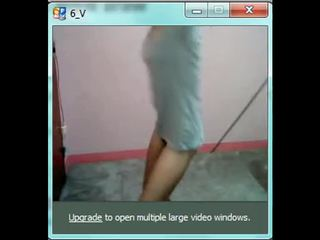 Camfrog 6_v show beautiful body on cam