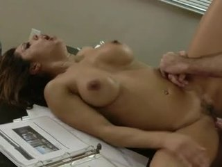Filthy Francesca Le Likes Getting Her Twat Cracked By A M.