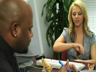 The Office 02 Ashlynn Brooke, Faye Rea...